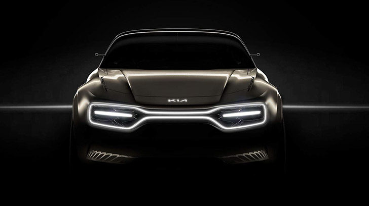 Kia electric concept car to be launched at the 2019 Geneva Motor Shwo.