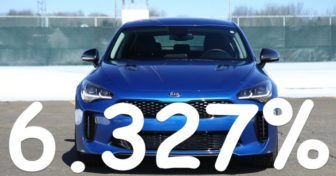 REAL reasons why Kia Stinger is worth $40,000