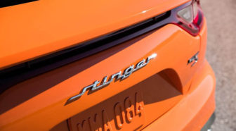 Did you notice there's no Kia logo on the Stinger GTS trunk lid
