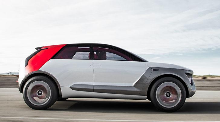 Latest Kia EV concept vehicle