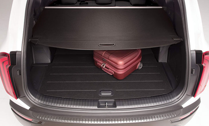 Best 8 Seater Suv >> 5 Kia Telluride Trunk Accessories You Must Have - theKEEA