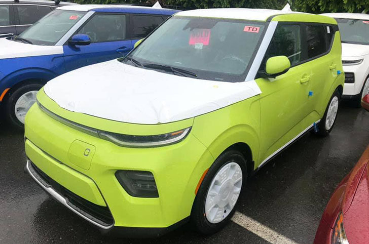 canada: 2020 kia soul ev at dealers near you (in different