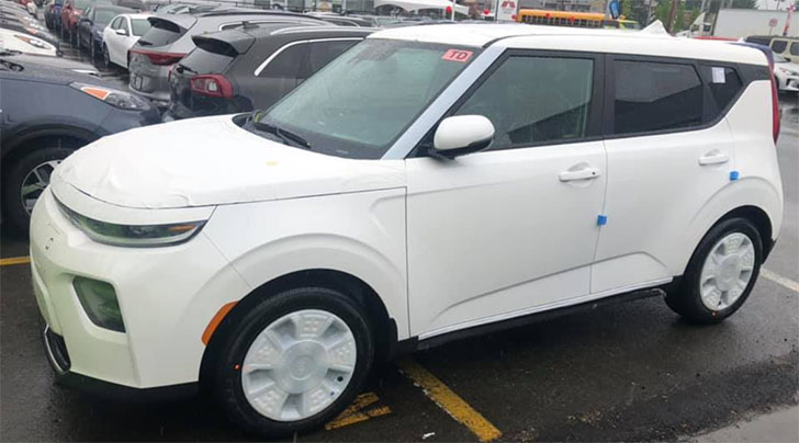 Canada 2020 Kia Soul Ev At Dealers Near You In Different
