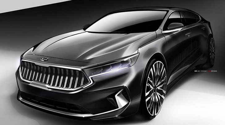 4 Kia Models To Launch In South Korea This Year