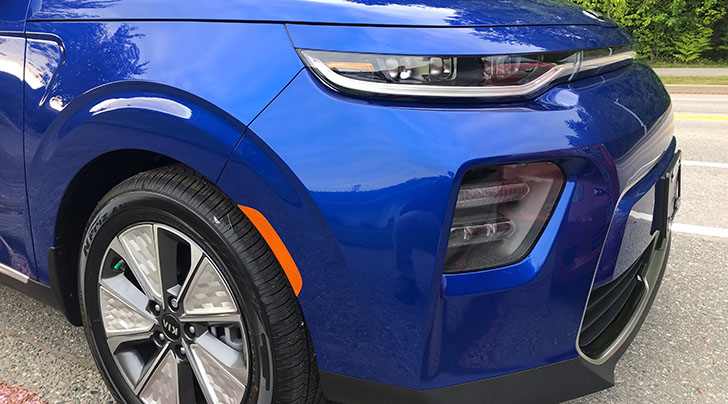 What Is It Like To Drive The New Kia Soul EV Limited?