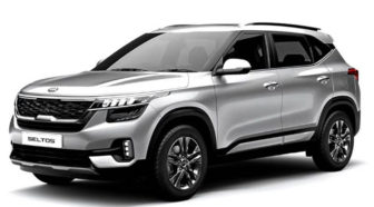 Kia Seltos launched in India with 23.000 pre-orders