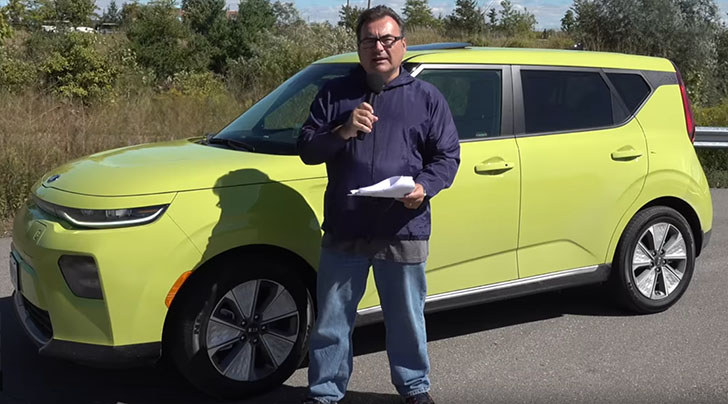 6 Things Kenneth Bokor Liked About The 64-kWh Soul EV