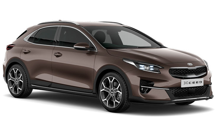 2020 Kia Xceed Colors 12 Paint Shades Available