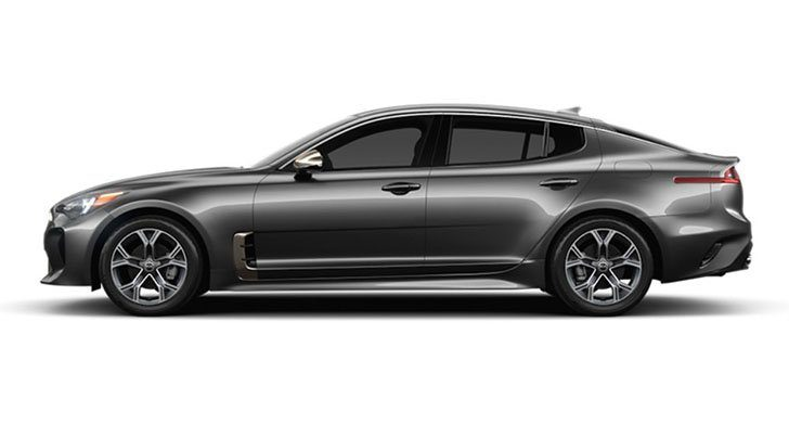 8 Facts About 2020 Kia Stinger Gt Line Base Model