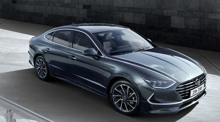 2020 Hyundai Sonata US-market price