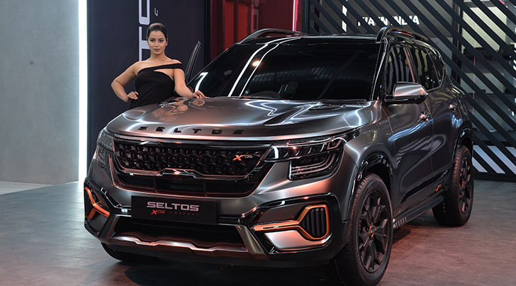 Kia At Auto Expo 2020 (Auto Show) In India