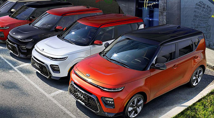 2022 Kia Soul LX Technology Package Features