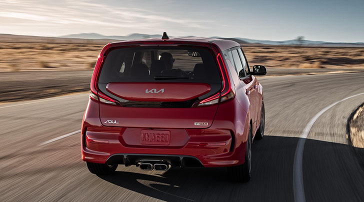 2022 Kia Soul Released In US, 6-Speed Gearbox No More
