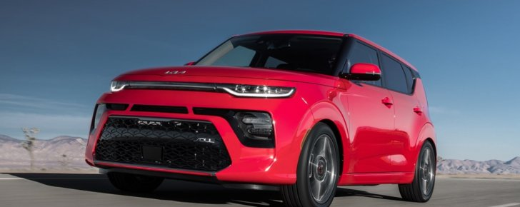 The 2022 Kia Soul no longer offers 6-speed manual transmission in US.